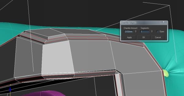 75 3dmax - آموزش مدلسازی با تری دی مکس ، مدلسازی صندلی ایمز لانژ