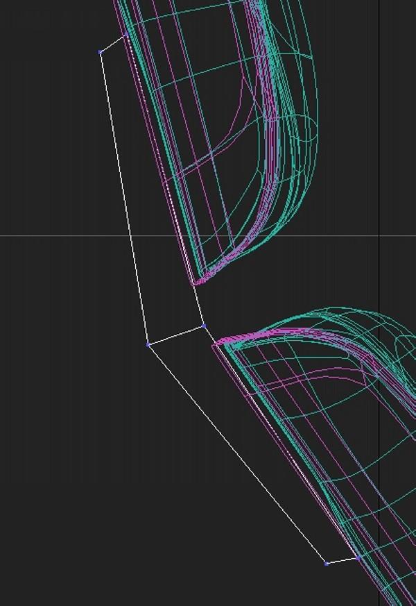 78 3dmax - آموزش مدلسازی با تری دی مکس ، مدلسازی صندلی ایمز لانژ