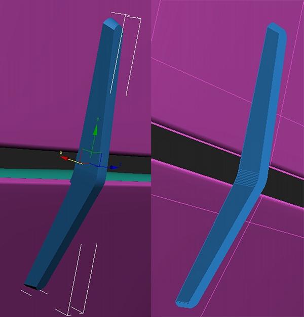 81 3dmax - آموزش مدلسازی با تری دی مکس ، مدلسازی صندلی ایمز لانژ