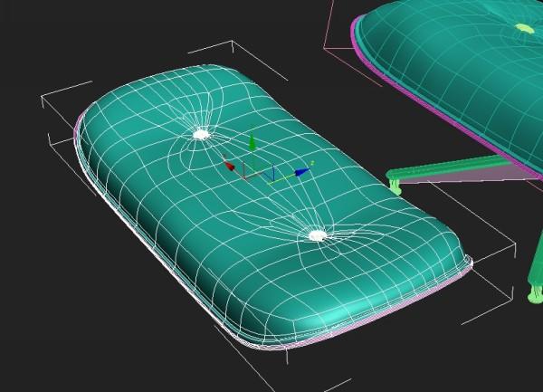 83 3dmax - آموزش مدلسازی با تری دی مکس ، مدلسازی صندلی ایمز لانژ