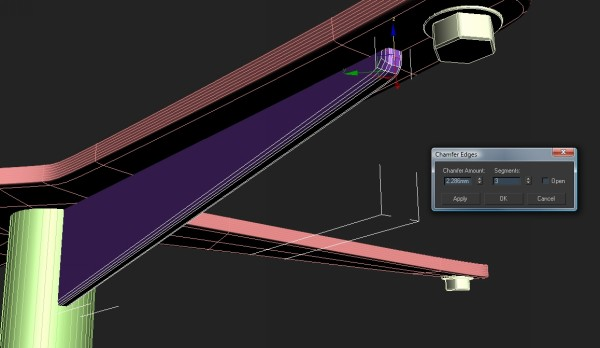 91 3dmax - آموزش مدلسازی با تری دی مکس ، مدلسازی صندلی ایمز لانژ