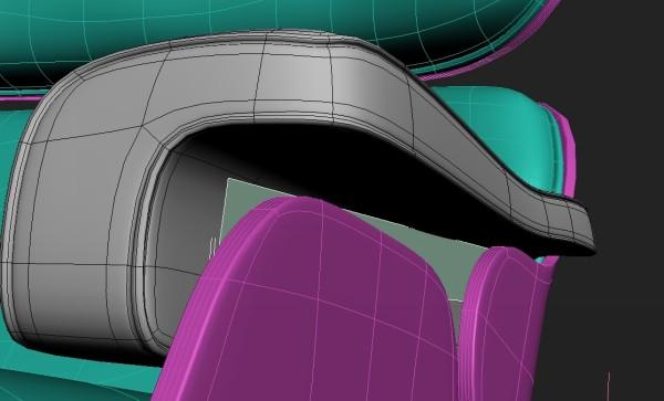 92 3dmax 2 - آموزش مدلسازی با تری دی مکس ، مدلسازی صندلی ایمز لانژ